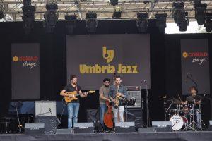 manuel caliumi - umbria jazz