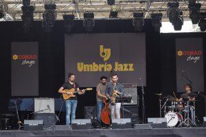 manuel caliumi - umbria jazz - offset quartet