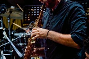 manuel caliumi - pescara jazz festival