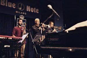 manuel caliumi - blue note milano