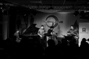 manuel caliumi - milestone jazz club - chicco bettinardi
