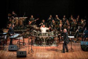 manuel caliumi - orchestra nazionale jazz - napoli jazz