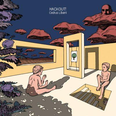 HackOut!, Cedrus Libani, SLAM Records (2021)